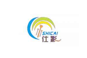仕彩logo