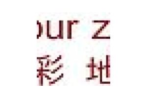 色彩地带logo