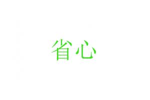 省心logo