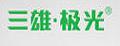 三雄极光logo