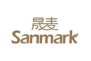 晟麦logo