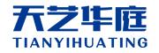 天艺华庭(TIANYIHUATING)logo