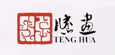 腾画logo