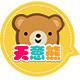 天意熊logo