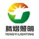 腾熠照明logo