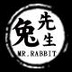 兔先生服饰logo