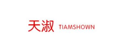 天淑logo