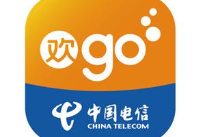 天津电信logo