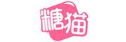 糖猫logo