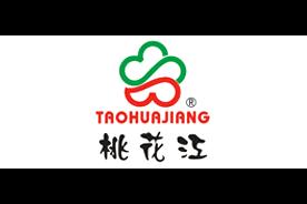 桃花江logo