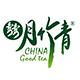 弯弯月竹青logo