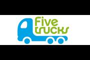 五个小卡车logo