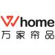 万家帘品logo