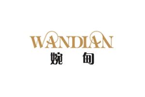 婉甸logo