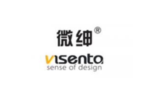 微绅(VISENTA)logo