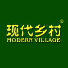 现代乡村logo