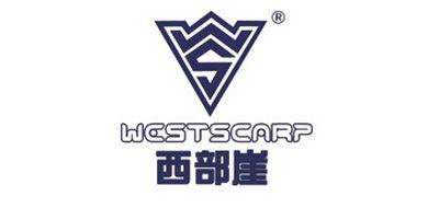 西部崖logo
