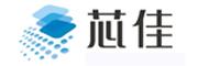 芯佳logo