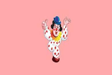 小丑娃logo