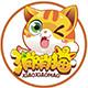 消消猫logo