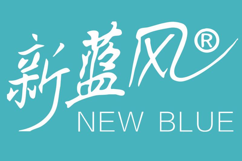 新蓝风logo