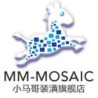 小马哥装潢logo