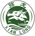 弦龙茶叶logo