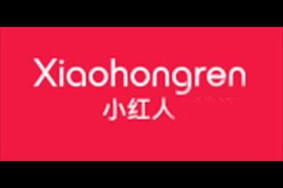 小红人logo