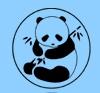 熊猫(PANDA)logo