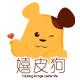 嬉皮狗logo