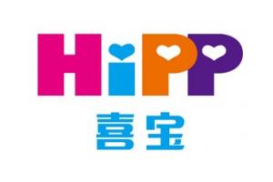 喜宝(HIPP)logo