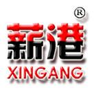 薪港logo