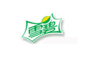 雪碧logo