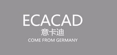 意卡迪logo
