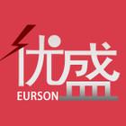 优盛logo