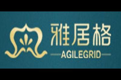 雅居格logo