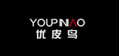 优皮鸟logo
