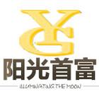 阳光首富logo