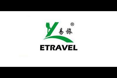 易旅(ETRAVEL)logo
