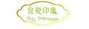 宜瓷印象logo