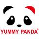 雅米熊猫logo