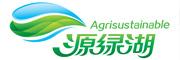 源绿湖logo