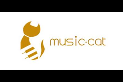 音乐猫乐器logo