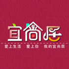 宜尚居logo