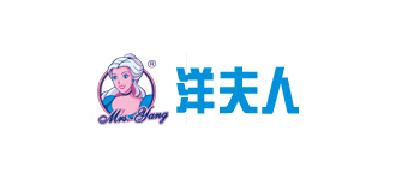 洋夫人logo
