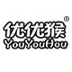 优优猴logo