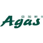 亚加斯logo