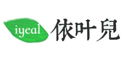 依叶儿logo