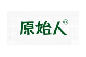 原始人logo