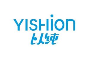 以纯(YISHION)logo